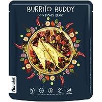 Annabel - Burrito rico - Comida vegana con sabor mexicano 100% natural -  5 paquetes de 500 g
