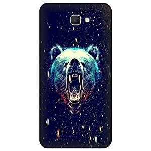 Samsung Galaxy C9 Pro Bear Printed Hard Polycarbonate Designer Back Case Cover by Mobi Elite