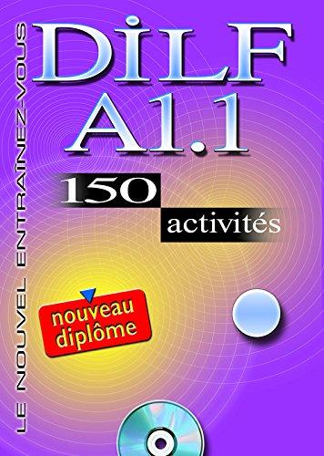 DILF - Niveau A1.1 - Livre + CD