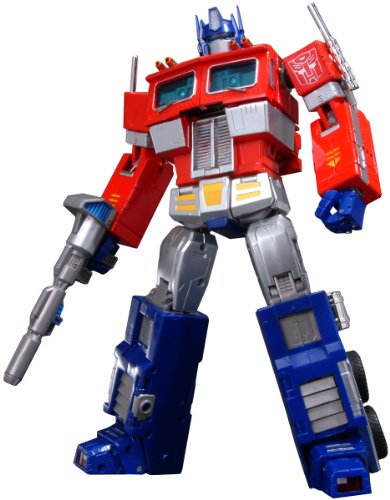 Transformers Masterpiece Optimus Prime Convoy Mp-01L Final Product Action Figur