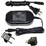 HQRP AC Adaptateur Secteur pour Panasonic VSK-0696 / VSK0696, VSK-0698 / VSK0698, VSK-0699 / VSK0699