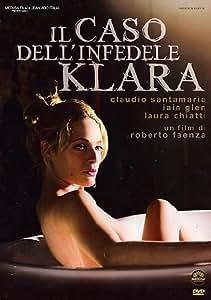 The Case of Unfaithful Klara ( Il caso dell'infedele Klara ) ( Prípad neverné Kláry ) [ Origine Italienne, Sans Langue Francaise ]