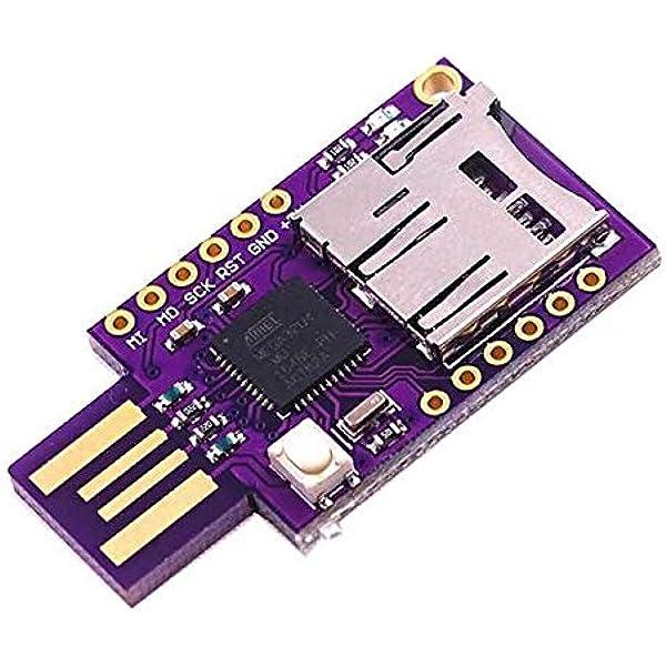 CJMCU - Teclado virtual Badusb USB TTF memoria Teclado ...