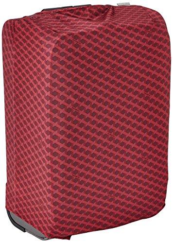 Samsonite Suitcase Cover L Funda para Mochila, Color Rojo Terracotta
