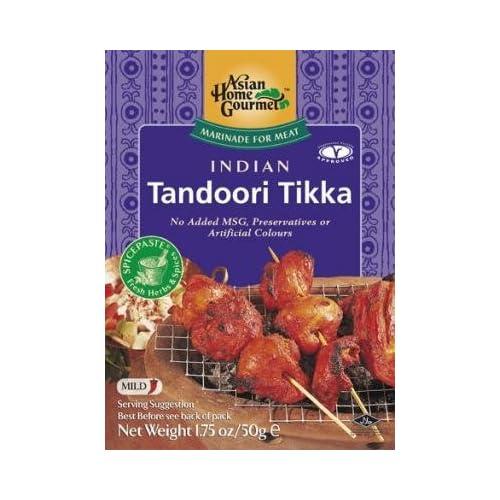 Ahg Indische Tandoori Tikka 50g