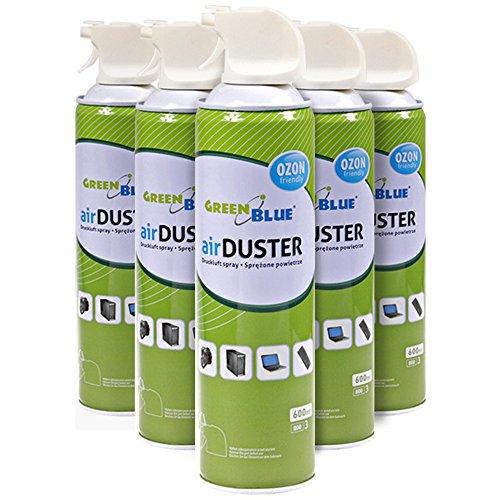 Green Blue GB600 Reinigung Druckluft Spray Druckluftspray Druckluftreiniger Atomizer Ozon Friendly (6) -
