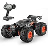 Best Truck Tires - GizmoVine remote-controlled cars 1/18 Monster Truck Oversized Tires Review