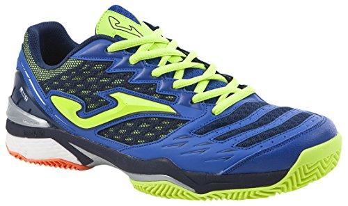 Joma Ace, Chaussures de Tennis Homme Bleu (Royal)