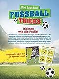 Die besten Fußballtricks – Mit Trainingsposter: Dribbeln, passen, schießen wie die Profis - 2