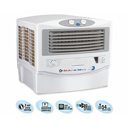 Bajaj MD 2020 49 Litres Room Cooler  available at amazon for Rs.6990