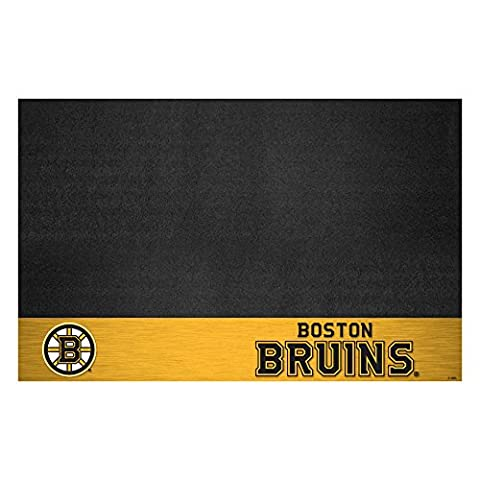 FANMATS 14226 NHL Boston Bruins Grill Mat