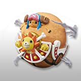 One Piece desktop Theater Figure ~ CHOPPER'S ADVENTURE ~ New World Chopper & Thousand Sunny single item Banpresto Prize (japan import)