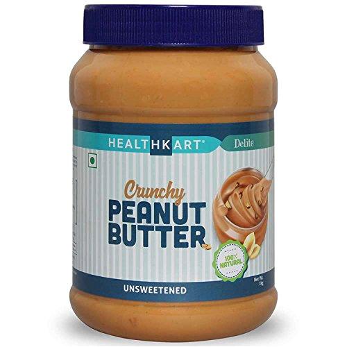 HealthKart Peanut Butter Unsweetened