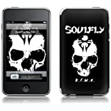 MusicSkins Soulfly BFWH For Apple iPod touch 2G/3G - fundas para mp3/mp4 Negro, Color blanco