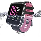 Best Relojes Android - Smart Watch, MindKoo GV68 Reloj Inteligente de Pulsera Review