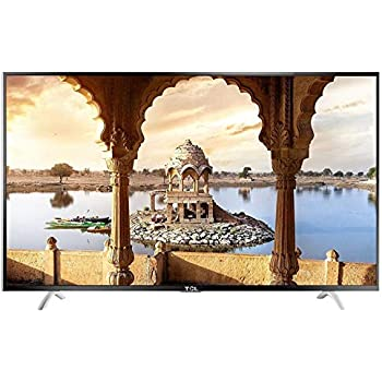 TCL 139.7 cm (55 inches) Ultra HD Smart LED TV L55P1US (Black)
