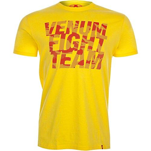 Venum Herren T-Shirt Speed Camo Urban Gelb, S (Urban-camo-t-shirt)