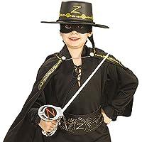 Amazon.it  Maschera Di Zorro  Giochi e giocattoli eff2562d3fad