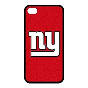Custom New York Giants NFL Back Cover Case for iphone 4,4S JN4S-1312