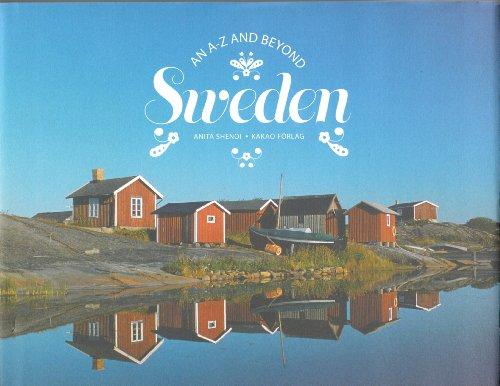 Sweden : an A-Z and beyond por Anita Shenoi
