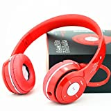 Like Star Bluetooth Headphone with FM, SD Card Slot, Music and Calling Controls