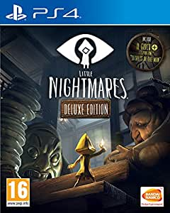 Little Nightmares - Deluxe Complete Edition - PlayStation 4