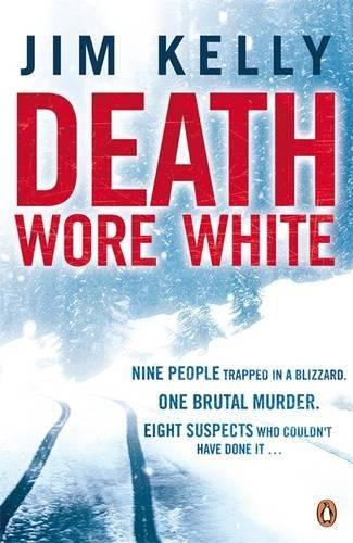 Death Wore White (DI Peter Shaw & DS George Valentine)