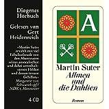 Allmen und die Dahlien (Diogenes Hörbuch)