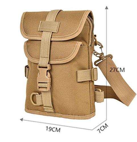 Herren Fahrrad Rucksack/ vielseitige Umhängetasche/Mode Dual-Use-Tasche B