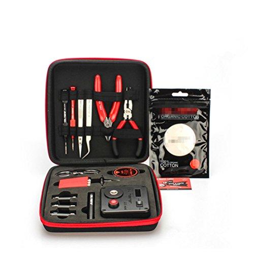 WYCY DIY Tool Kits Handwerkzeug Sets mit 521 Tab Mini Ohm Reader / Pinzette / Hitzebeständige Draht Neueste Tool Kits