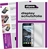 dipos I 6X Schutzfolie klar passend für Doogee Y6C Folie Bildschirmschutzfolie