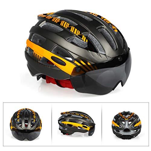 Abnehmbarer Magnetschutzbrillen-Sporthelm Einstellbarer Schutzhelm