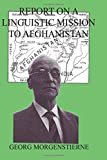 Report on a Linguistic Mission to Afghanistan