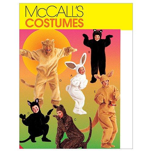 McCalls M6106 CL(6-8) Schnittmuster zum Nähen, Elegant, Extravagant, Modisch