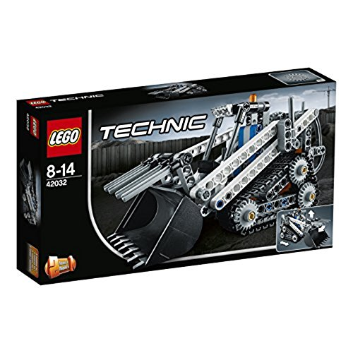 LEGO Technic 42032 - Kompakt Raupenlader
