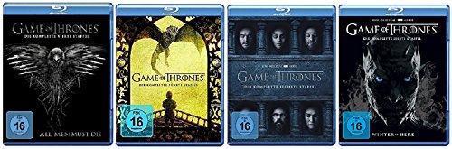 Game of Thrones Staffel 4-7 (4+5+6+7) [Blu-ray Set]