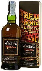 Idea Regalo - Ardbeg Ardbeg Grooves Islay Scotch di Malto Singolo con Cofanetto Regalo Edizione Limitata - 700 ml