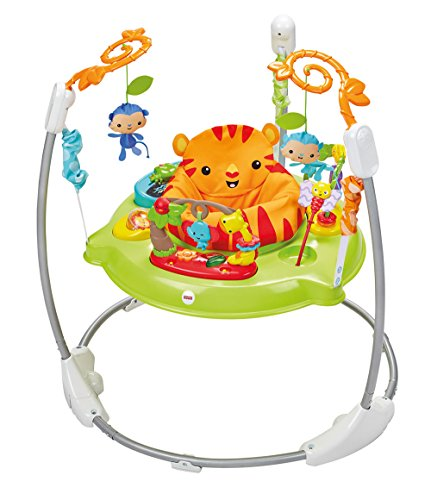Image of Fisher-Price Roaring Rainforest Jumperoo
