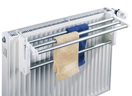 Wenko 3701100 radiador tendedero plegable 57 cm 104