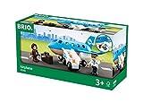 Brio GmbH BRIO World 33306 - Blaues Flugzeug