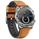 Docooler Huawei Honor Reloj Magic Smart Watch 1.2 Pulgadas Pantalla en Color Amol GPS Reloj de Pulsera 390 * 390 Monitor de frecuencia cardíaca Podómetro Rastreador de Ejercicios