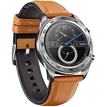 Docooler Huawei Honor Reloj Magic Smart Watch 1.2 Pulgadas Pantalla en Color Amol GPS Reloj de Pulsera 390 * 390 Monitor de frecuencia cardíaca ...