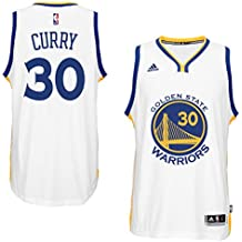 NBA Stephen Curry Golden State Warriors Swingman Jersey Camiseta, Weiß