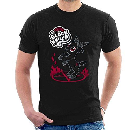 The Witch My Little Black Phillip Pony Mix Men's T-Shirt