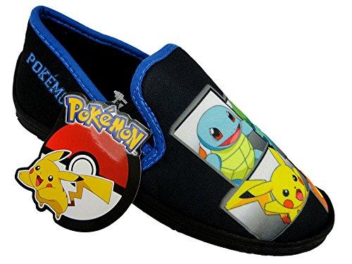 Pokemon-Zapatillas-Bajas-para-chico