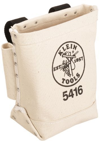 Klein Tools 5416 Bull-Pin and Bolt Bag, Canvas by Klein (Pins Bull)