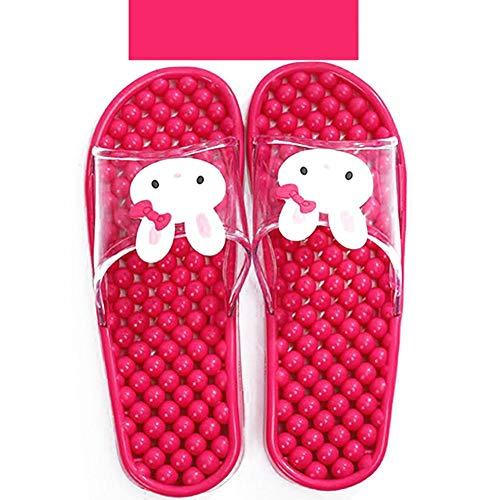 Zexa Drain Quick Bathroom Shoes - Badeschuhe Hausmassage Kunststoff-Hausschuhe Paar Modelle Bad Badeschuhe Unisex Rutschfeste Duschschuhe