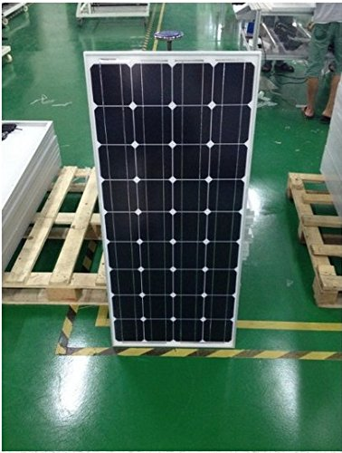 Gowe 2 kW Solar System Off Grid System/Solar Panel 200 W 100/2 kW reiner Sinus Inverter/60 A LCD Display Controller (Grid-display-panels)