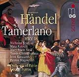 """Afficher """"Tamerlano, HWV.18"""""""