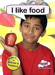 I Like Food (I Like Reading) (English Edition)